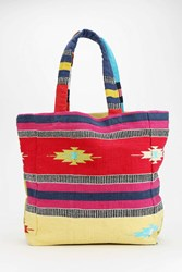 Ecote Oversized Printed Tote Bag