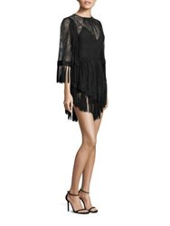 Alice Mccall Diamond Dancer Are You Ready Girl Dress Black