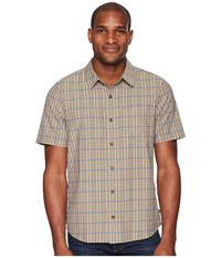 Toadandco Airscape Short Sleeve Shirt Azores Clothing Beige
