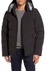 Vince Camuto Men's Convertible Down And Feather Puffer Jacket