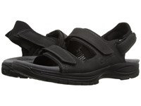 Dunham St. Johnsbury Black Men's Sandals
