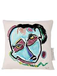 Antonio Marras Amarcord Vii Pillow Multicolor