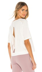 Varley Marr Top In White.