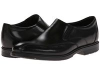 Rockport City Smart Bike Toe Slip On Black Men's Slip On Shoes