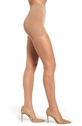 Hanes Plus Size Women's Perfect Nudes Pantyhose Caramel Nude