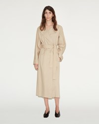 Christophe Lemaire Trench Dress