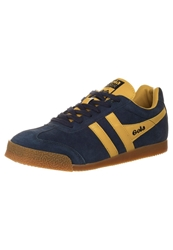 Gola Harrier Trainers Navy Sun Blue