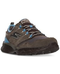 Skechers Women's Gowalk Outdoors Voyage Walking Sneakers From Finish Line Taupe Blue