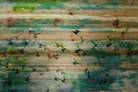 Parvez Taj Acadia Street Wall Art Small 36 X 24 Reclaimed Douglas Fir Various