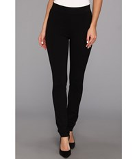 Nydj Jodie Pull On Ponte Knit Legging Black Women's Casual Pants