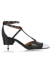 Givenchy Maremma Leather Point Toe Pumps