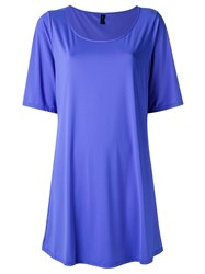 Lygia And Nanny Round Neck Tunic Pink Purple