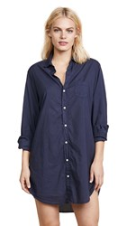 Frank And Eileen Mary Shirtdress Navy