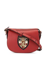 Polo Ralph Lauren Logo Cross Body Bag Red
