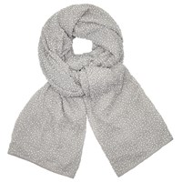 John Lewis Beaded Wrap Grey