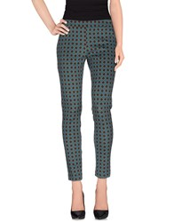 Ekle' Trousers Casual Trousers Women Deep Jade