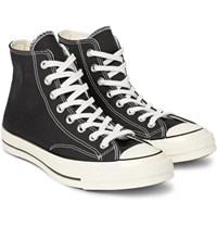 Converse 1970S Chuck Taylor All Star Canvas High Top Sneakers Black
