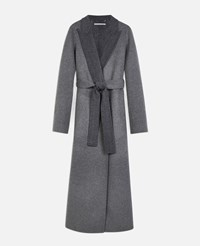 Stella Mccartney Grey Juliet Coat