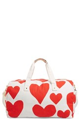 Ban.Do Ban. Do 'Extreme Hearts' Canvas Duffel Bag