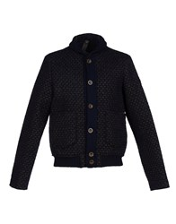 Swiss Chriss Coats And Jackets Jackets Men Dark Blue