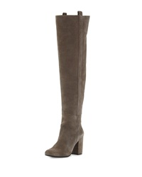 Vc Signature Kylar Suede Over The Knee Boot Bistone