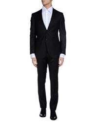 Luigi Bianchi Mantova Suits And Jackets Suits Men Black