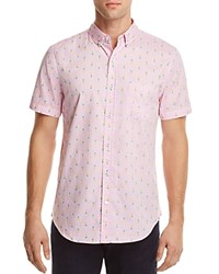 Sovereign Code Crystal Cove Regular Fit Button Down Shirt Pink