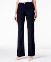 Charter Club Tummy Control Trouser Jean Only At Macy's Rinse Wash