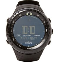 Suunto Core Aluminium Digital Watch Black
