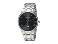 Bulova Classic 96B261 Stainless Steel Watches Silver