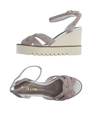 Bibi Lou Sandals Grey