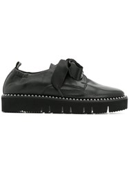 Kennel Schmenger And Studded Lace Up Shoes Black