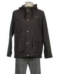 Billabong Coats And Jackets Mid Length Jackets Men Steel Grey