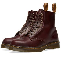 Dr. Martens Pascal Boot Made In England Burgundy
