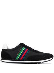 Paul Smith Ps Striped Detail Low Top Sneakers 60