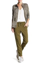 Lucky Brand Tapered Soft Pant Green