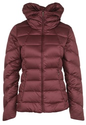 Patagonia Downtown Down Jacket Oxblood Red Bordeaux