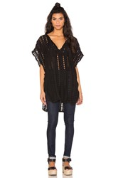 Goddis Movers And Shakers Tunic Black