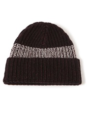 Proenza Schouler Ribbed Knit Beanie Red