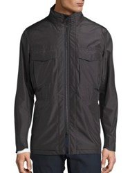 Theory Marcus Hilborough Jacket Pebble