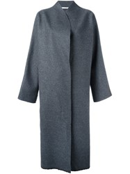 Dusan Oversized Coat Grey