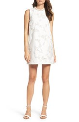 French Connection Women's Deka Lace Shift Dress