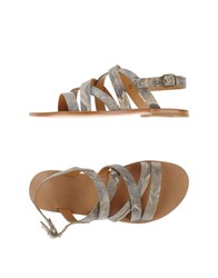 Tatoosh Footwear Sandals Women Grey