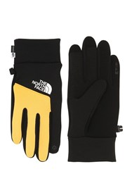 The North Face Etip Acrylic Gloves Yellow