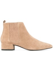 Senso Kylee Ankle Boots Brown