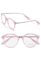 Jason Wu 'Camille' 49Mm Optical Glasses Pink