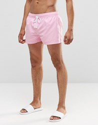 Ringspun Short Shorts Co Ord Pink