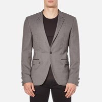 Hugo Men's Arenz Single Button Blazer Grey