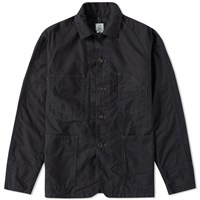 Post Overalls Engineers Xx Jacket Black