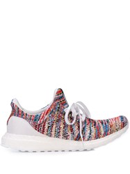 Adidas Knitted Detail Sneakers Multicolour